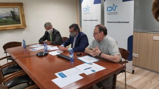 Presentación en la sede de la Fundación IDIS